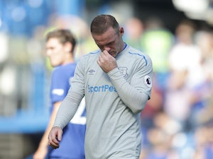"Wayne Rooney rues ""upsetting"" defeat"