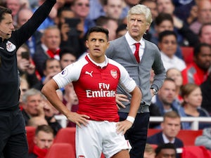 Wenger explains Sanchez omission