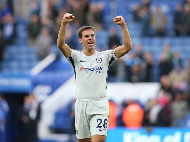 Cesar Azpilicueta: 'Chelsea must respond'