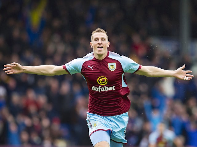 Result: Wood gives Burnley win over Palace