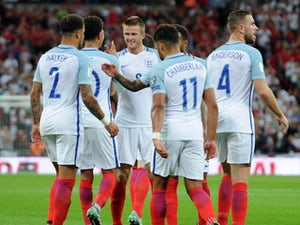 England survive Slovakia scare