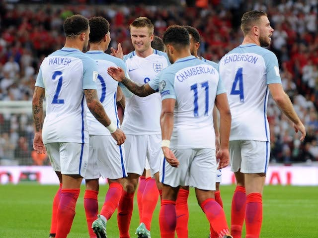 Result: England survive Slovakia scare