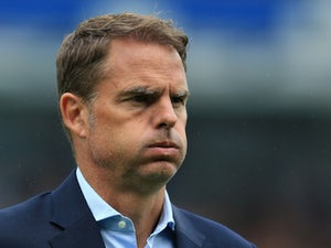 Ivory Coast denies Frank de Boer reports
