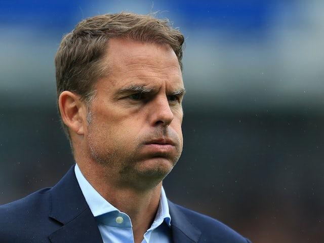 Potter, De Boer in running for Swansea job?
