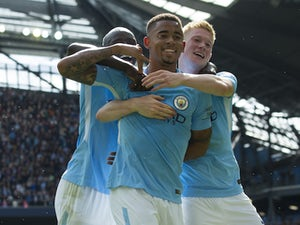 Man City 'to give Jesus a pay rise'