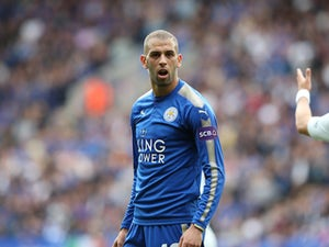 Benitez to make late call on Islam Slimani