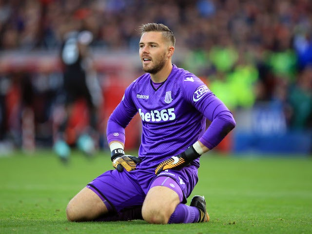 Butland: 'Stoke City form embarrassing'