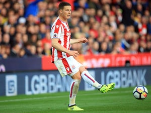 Stoke's Wimmer in talks with Hannover?
