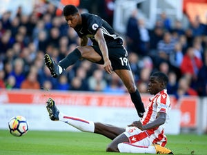 Live Commentary: Stoke 2-2 Man United - as it happened