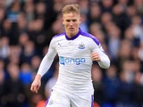 Newcastle United winger Matt Ritchie in action