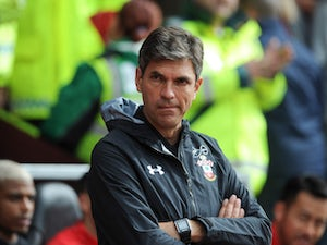 Pellegrino: 'We dominated first half'