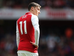Ozil, Ramsey rested for Koln clash