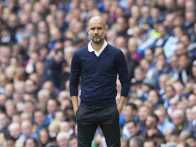 Guardiola tips Liverpool for title challenge