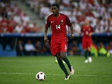 Portugal midfielder William Carvalho in action during Euro 2016