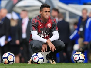 Real Madrid begin talks with Sanchez?
