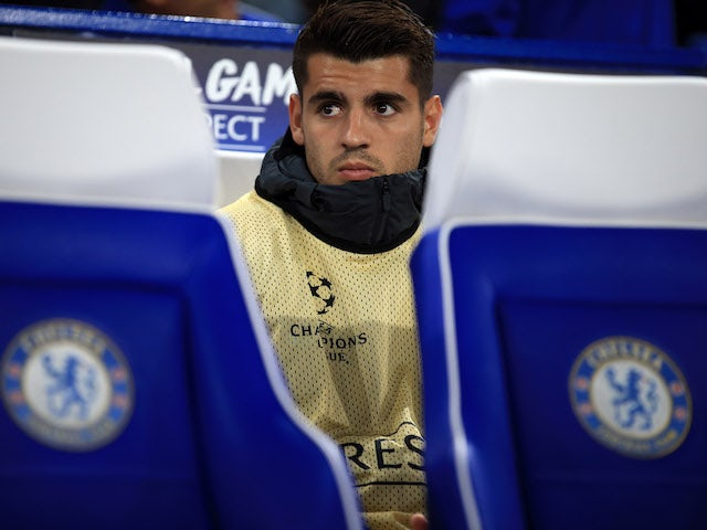 Morata out of Spain's double header