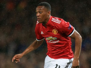 Team News: Martial on Man United bench