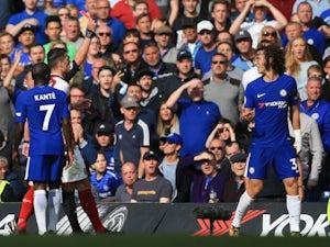 Conte: 'Chelsea won't appeal Luiz red'