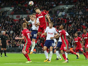 Clucas: 'We had to dig in against Spurs'