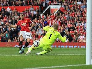 Mkhitaryan 'rows with Jose Mourinho'
