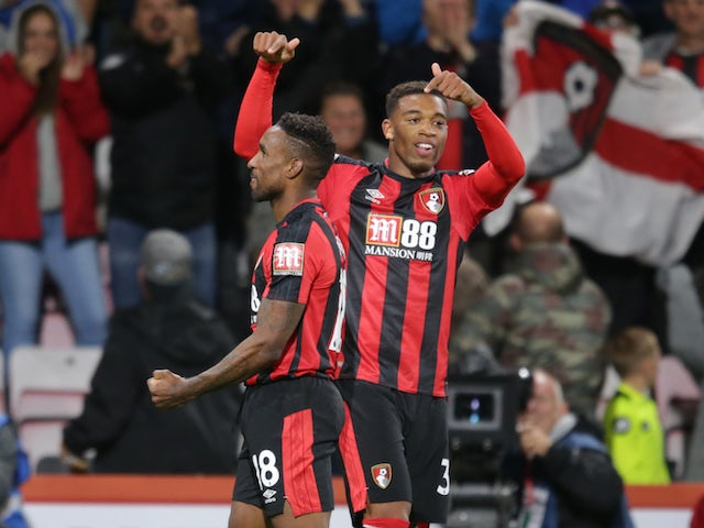 Result: Defoe salvages point for Cherries