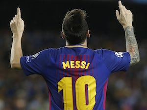 Team News: Messi, Suarez start for Barca