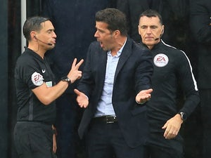 Silva unhappy with refereeing display