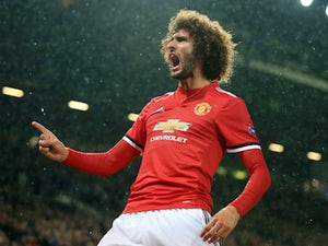 Marouane Fellaini 'close to Roma move'