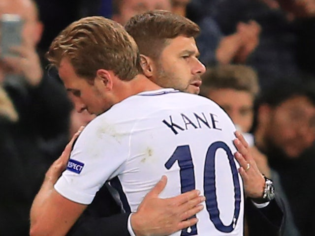 Result: Kane nets treble in Spurs win over APOEL