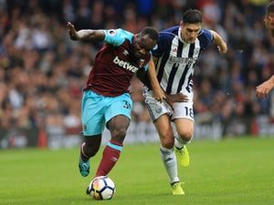 West Brom, West Ham ends goalless