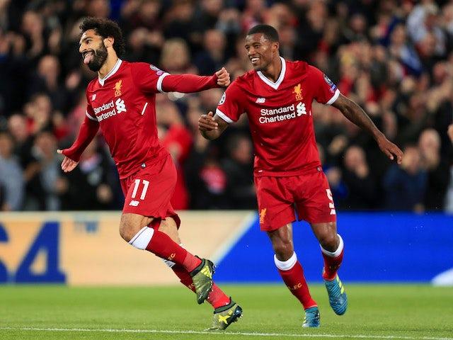 Result: Wasteful Liverpool held by Sevilla