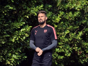 Giroud agent in crunch Arsenal talks?