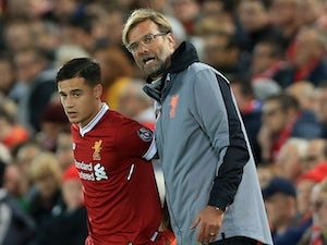 Team News: Coutinho starts for Liverpool