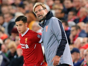 Klopp: 'Nobody thinking about Coutinho future'