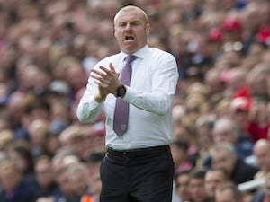 Dyche: 'Burnley quartet in England frame'