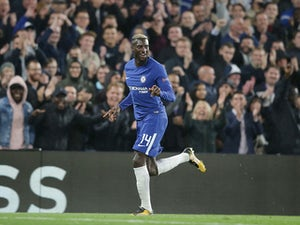 Bakayoko in contention for Stoke trip