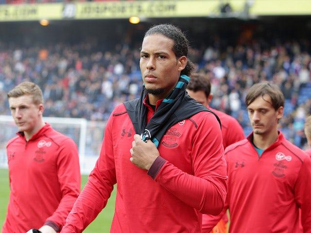Mauricio Pellegrino Virgil Van Dijk Completely Focused On Southampton Sports Mole