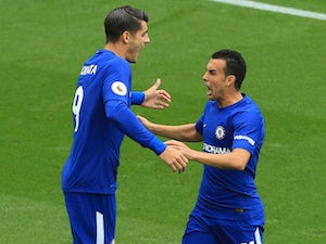 Clinical Chelsea thrash Stoke to move third