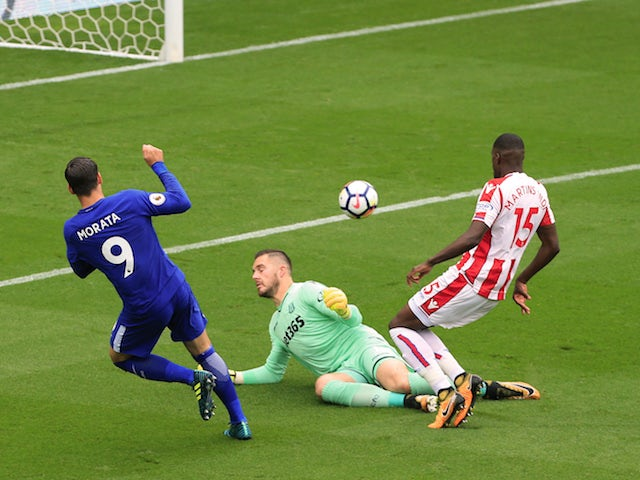 Image Result For Chelsea Vs Arsenal As It Happened