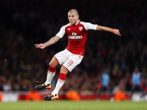 Wilshere 'confident' of reaching agreement