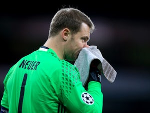 Neuer returns to action for Germany