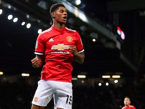 Real Madrid 'want Marcus Rashford'