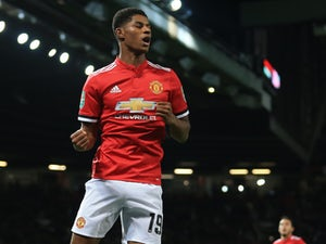 Team News: Rashford on United bench