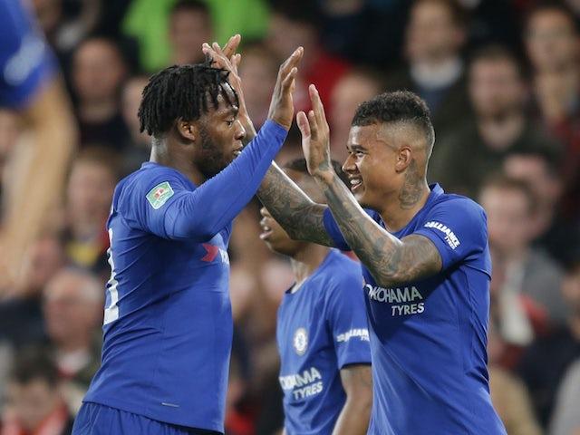 Image Result For Chelsea Vs Forest Attendance