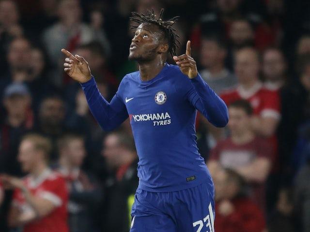 Result: Batshuayi bags hat-trick in Chelsea cruise