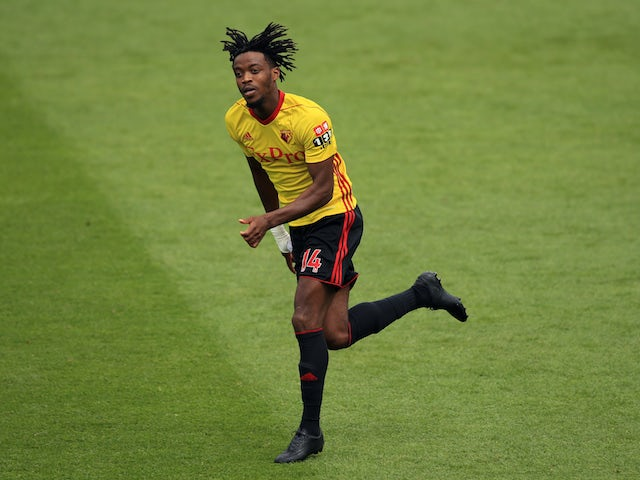 Watford's Nathaniel Chalobah 'to undergo second scan on knee injury'