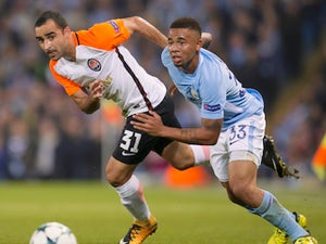 Live Commentary: Man City 2-0 Shakhtar - as it happened