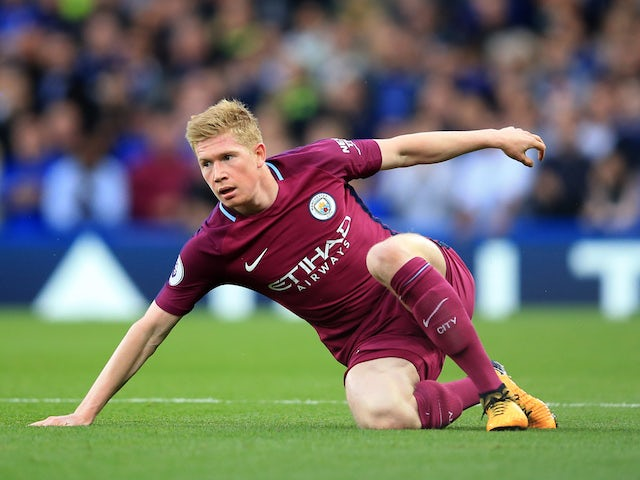 De Bruyne lifts squad to top spot in Premier League