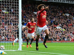 Martinez: 'Fellaini suffered ligament damage'