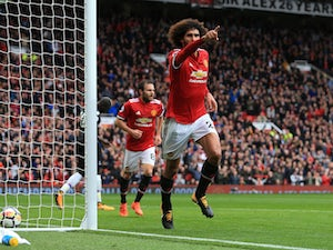 Fellaini: 'I am in a strong position'